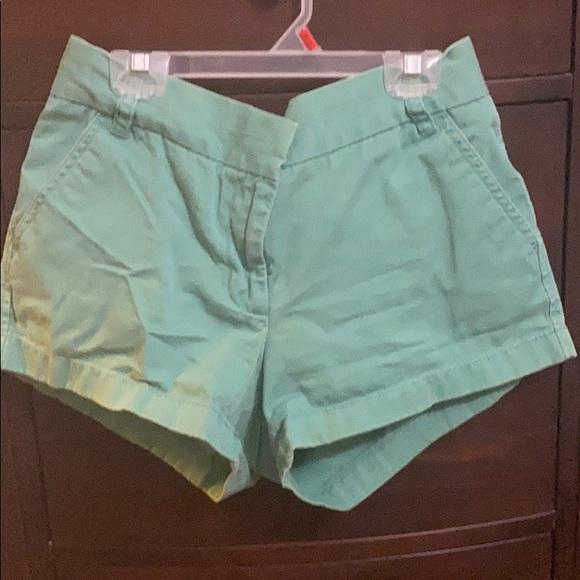 J. Crew Pants - J crew chino shorts